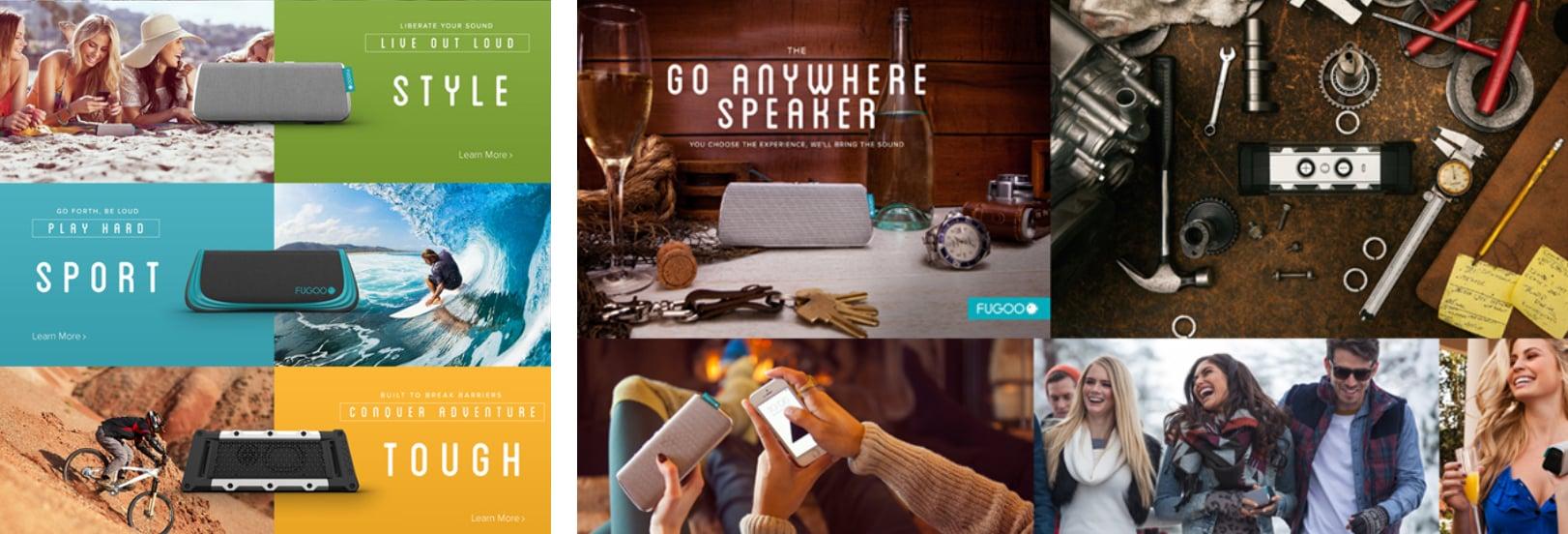 consumer electronics branding