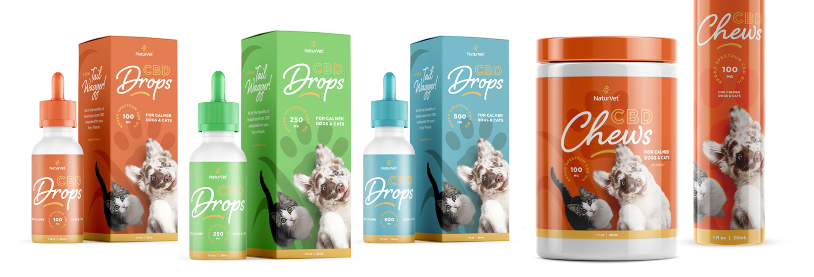 pet product package design
